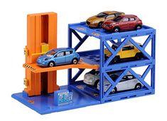 TOMICA TOWN Build City Ferrari SHOW ROOM neuf