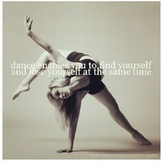 quotes about dance 191  quote about dance lovely dance enables you to find yourself