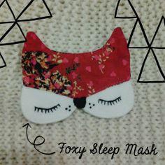 Mollie makes fox mask