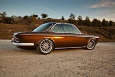 I love everything about it! Cole Foster's brilliant '71 2800 CS