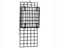 Greatest Bird Feeders - Suet Cage with Extended Tail Prop, $10.00 (http://www.greatestbirdfeeders.com/suet-cage-with-extended-tail-prop/)