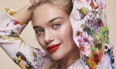 Oriflame Brojce i Wellness: Nastrojowe kolory Color Azul, Beauty Hacks, Beauty Tips, Wellness, Tutorials, Cosmetics, Templates, Green Nail Polish, Orange Lips
