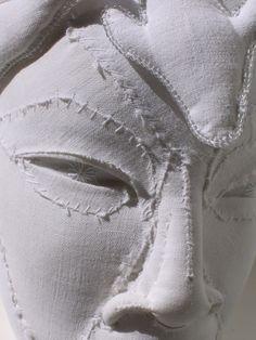 Karine Jollet - textile sculpture