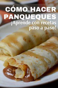 Crepes, Waffles, Pancakes, Tasty, Yummy Food, Sin Gluten, Catering, Food And Drink, Lunch
