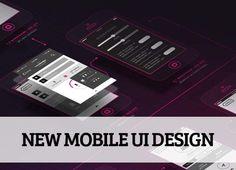 Mobile UI design for Inspiration - 14