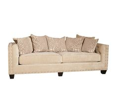 Introducing the effortlessly chic and beautifully designed Dynasty Sofa