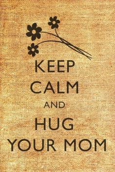 We LOVE our Mom's!  Now go out and hug one!  Happy Mothers Day from all of us at .@The Boutique Real Estate Group
