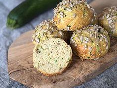 Glutenfria zucchinifrallor – Paleo
