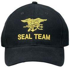 Insignia Caps Seal Team Military Insignia Cap