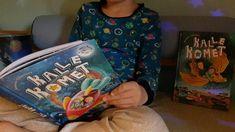 #vorlesetag #kallekomet #vorlesen #kinderbuch