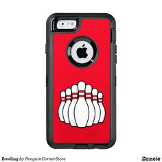 Bowling OtterBox iPhone 6/6s Case