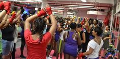 7 Things I Learned From Spending The Day At A Women's Boxing Club