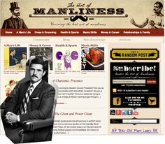The Art of Manliness Blog
