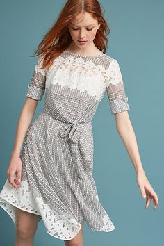 Eva Franco Sutton Lace Dress