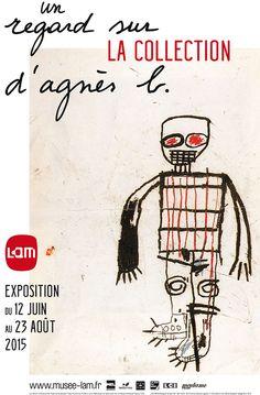 Un regard sur la collection d' Agnes B, LAM Lille, June-August 2015
