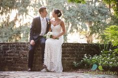 Brianne  + James' wedding at Boone Hall Plantation in Mt. Pleasant, SC. (photography, amelia + dan)