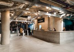 Tigg Coll Architects overhauls London student housing block