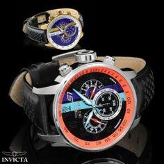 Invicta S1 Rally Chronographs