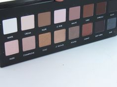 Lorac Pro Palette - less money than Urban Decay Naked pallet and pretty much all the same colors - LOVE IT!!!!