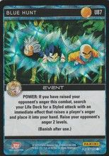 Dragonball Z Vengeance U87 Blue Hunt - FOIL
