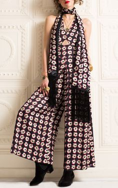 Temperley London Pre Fall 2016 Look 16 on Moda Operandi