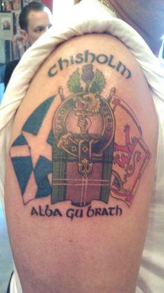 Scottish / Celtic Tattoo  http://www.Facebook.com/HeritageOfScotland