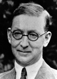 John Cockroft was a British physicist. He shared the Nobel Prize in Physics for splitting the atomic nucleus with Ernest Walton, and was instrumental in the development of nuclear power.