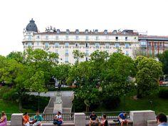 Hotel Ritz, calle de Felipe IV