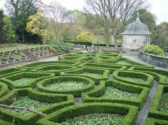 Jardin de Pollock House - Glasgow South