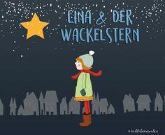 Lina und der Wackelstern Advent Adventsgeschichte Kinder Weihnac
