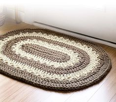 Retro Rugs Crochet Patterns