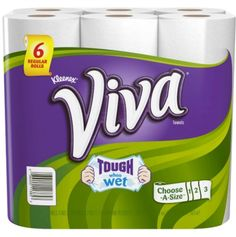 8/6-8/12/17 Viva is my Favorite paper towel and we have a deal!! Here's your deal: Buy: Viva Paper Towels (6 pack) $4.99 Use: $1.00/1 Viva Paper Towels here Or Use: $1/1 Viva Regular or Vanta…
