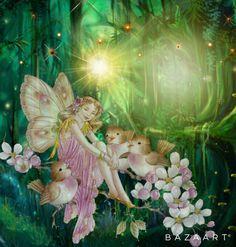 Luz na Floresta - Lelia Maria Fachel Sarda