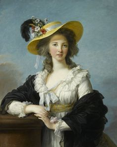 """The Duchesse de Polignac, famously played by Rose Byrne in Sofia Coppella's version of """"Marie Antoinette."""""""