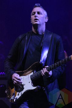 Mike McCready of Pearl Jam. (Photo: Curtis Sindrey/Aesthetic Magazine Toronto)