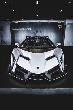 "themanliness: ""Lamborghini Veneno Roadster | Source | Era | Facebook"""