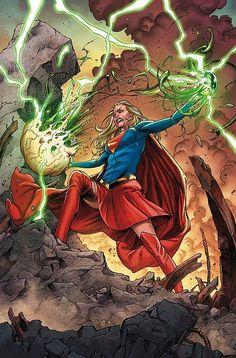 Supergirl 3 : Girl of No Tomorrow - (Supergirl) by Steve Orlando (Paperback) Marvel Vs, Marvel Dc Comics, Supergirl Comic, Comics Anime, Dc Comics Art, Clark Kent, Batgirl, Comic Books Art, Comic Art