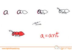 Amazing Alphabet To Picture Series For Kids | Bored Panda
