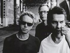 Depeche Mode by Anton Corbijn - Playing the angel