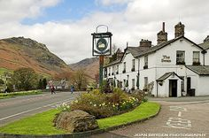 The Swan, Grasmere, the Lake District, Cumbria