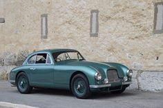 1952 Aston Martin DB2 - Vantage Specification | Classic Driver Market
