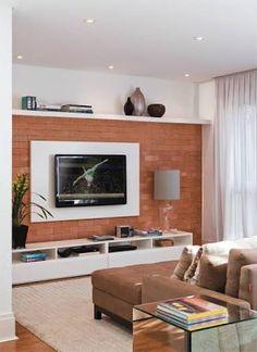 racs para tv decoracao - Pesquisa Google