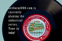 Listen to the lively Seeburg1000 tunes of the Industrial Series at seeburg1000.com