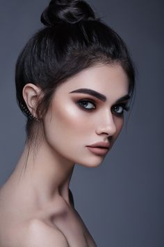 58 most sexy and eye catching orange makeup tips for prom and weekend party Beauty Make-up, Beauty Shots, Hair Beauty, Makeup Tips, Eye Makeup, Hair Makeup, Rock Makeup, 3 4 Face, Baby Model