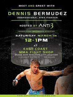 Anti3 Protect Series Dennis Bermudez Poster