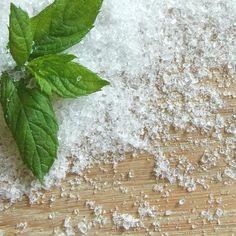 Peppermint Bath Salts Free Recipe