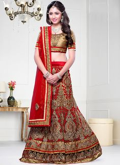 http://www.sareesaga.in/index.php?route=product/product&product_id=22056 Work:Embroidered Patch Border WorkStyle:A - Line Lehenga Shipping Time:10 to 12 DaysOccasion:Wedding Festival Fabric:Raw SilkColour:Red For Inquiry Or Any Query Related To roduct, Contact :- 91-9825192886, +91-405449283
