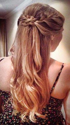 Beautiful braided wedding hairstyle ideas 2018