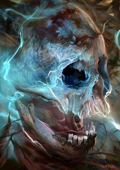 domantas parvainis digital skulls 2