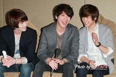 Yong Hwa,Jong Hyun n Min Hyuk
